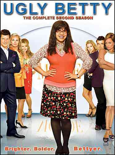 UGLY BETTY:COMPLETE SECOND SEASON BY UGLY BETTY (DVD)
